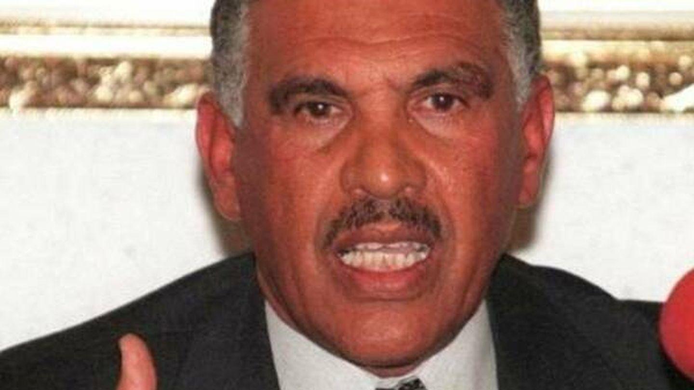 Mohamed Mediouri, marido de la madre de Mohamed VI. (Archivo)