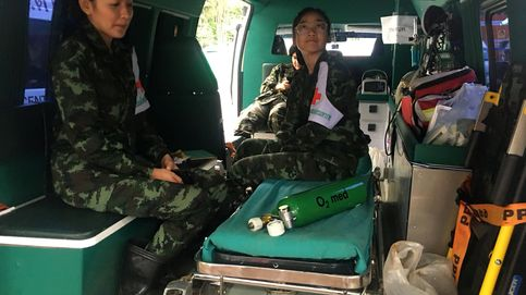 Arranca la segunda fase del rescate en Tailandia en medio del monzón