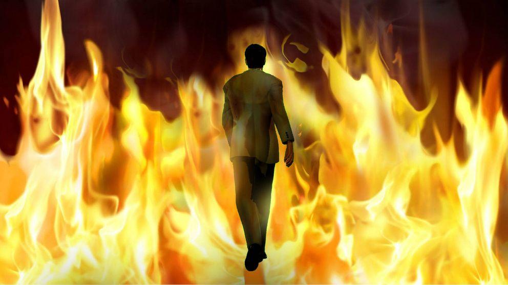 Arde el PSOE y Sánchez desafía el incendio