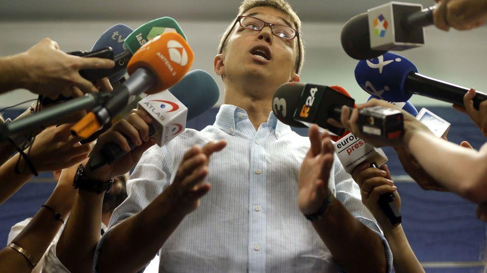 Foto: El secretario de Política de Podemos, Iñigo Errejón. (EFE)