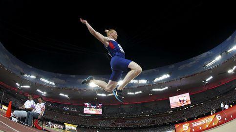 Rutherford, la chiripa de un charlatán campeón del Mundo, olímpico y Europa