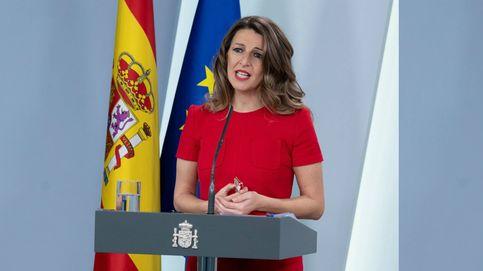 La ministra de Trabajo defiende que Inditex es un ejemplo para otras empresas