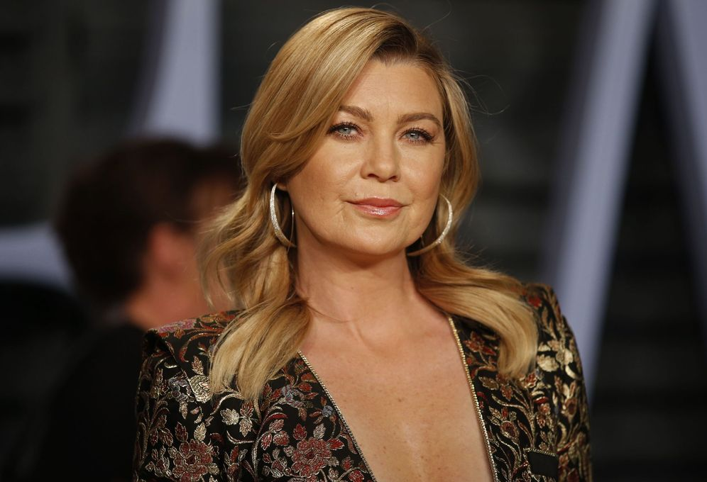 Foto: La actriz en la pasada fiesta de 'Vanity Fair'. (Reuters)