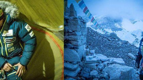 La despedida de Alex Txikon hacia el Everest: Como si comerciáramos con gladiadores...