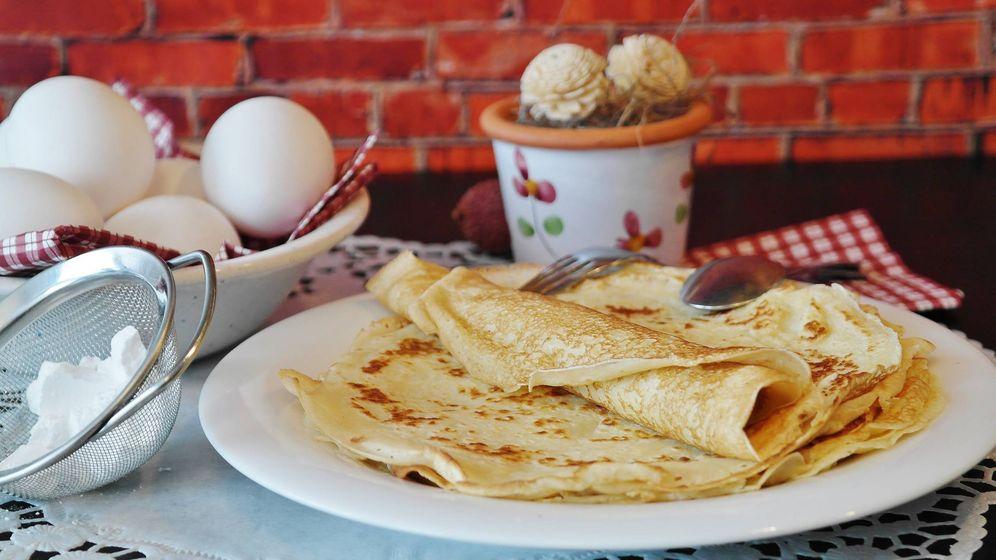 Foto: Las mejores creperas te permiten hacer estas crepes en casa (Foto: Pixabay)