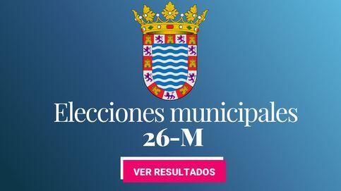 Resultados de las elecciones municipales 2019 en Jerez de la Frontera