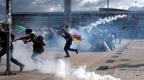 Las protestas vuelven a Colombia en el Día de la Independencia: 22 detenidos
