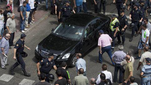 Reuniones 'secretas' con Mossos y Policía para frenar a los taxistas mafiosos
