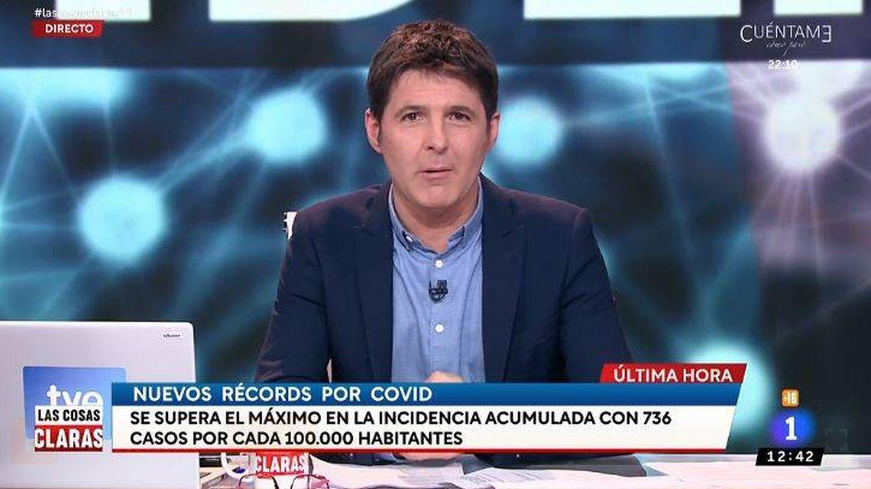 El zasca de Jesús Cintora a Iñaki Urdangarín tras recibir la vacuna contra el coronavirus