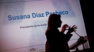 Susana Díaz, la loba de Wall Street