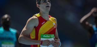 Post de Las dudas sobre Hortelano por renunciar al Mundial de atletismo de Londres