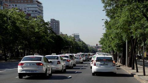 Así se está viviendo la huelga de taxis en las principales ciudades españolas