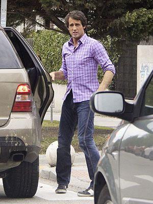 Álvaro Muñoz Escassi, detenido por conducir ebrio