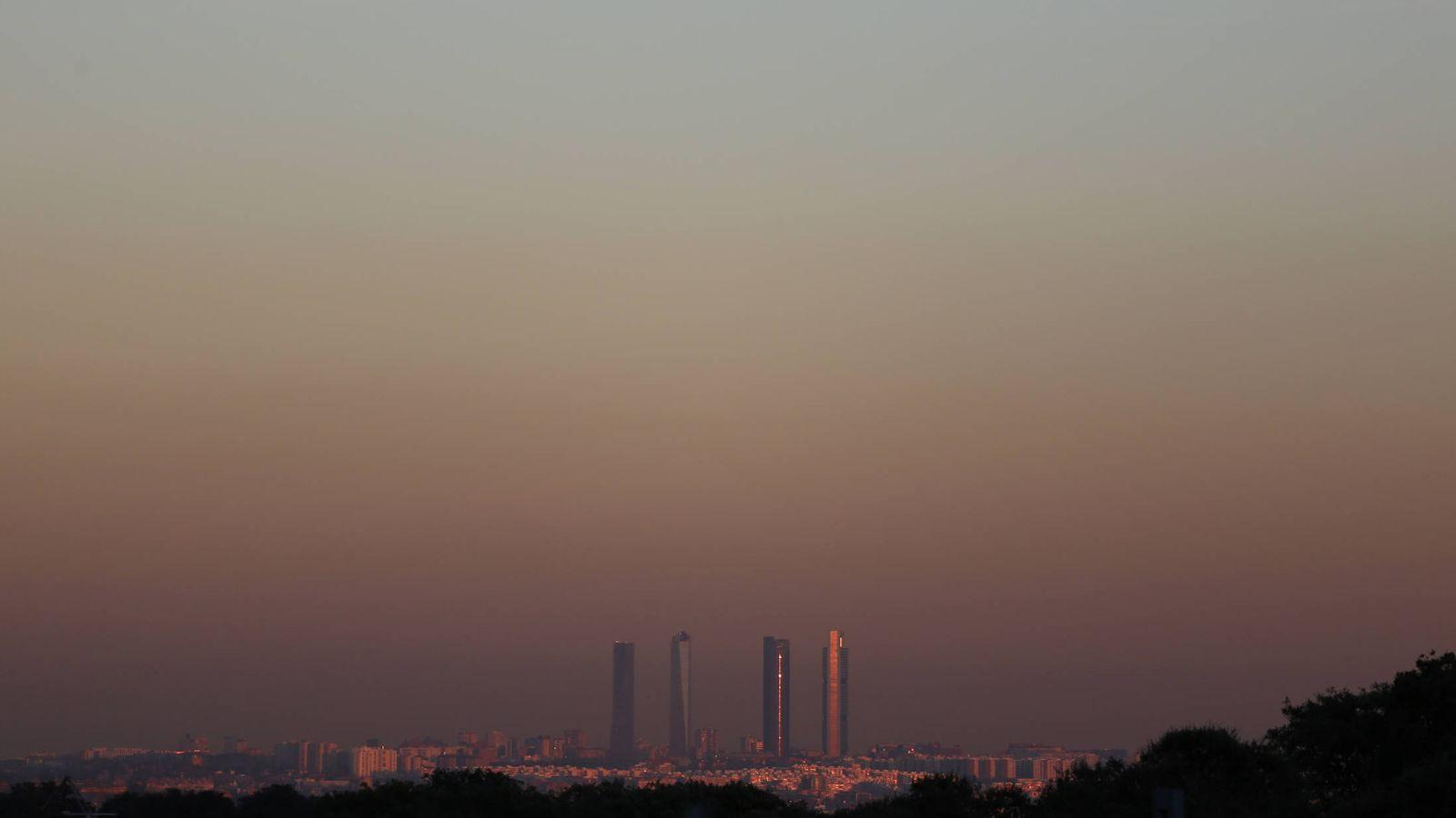 Contaminación  El sur de la M-30 es la auténtica zona cero de la  contaminación y nadie hace nada cc712d44b3e