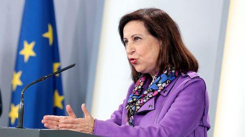Última hora del coronavirus, en directo | Siga la comparecencia de la ministra de Defensa, Margarita Robles