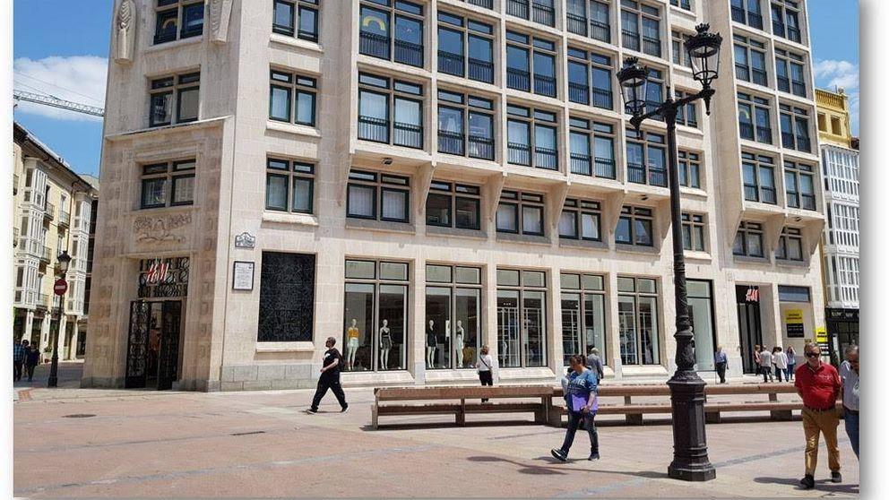 Andic (Mango) vende a Mutualidad de la Abogacía la 'flagship' de H&M en Burgos
