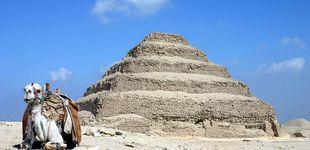 Post de Los secretos de la pirámide escalonada de Zóser: ¿una momia de un león?