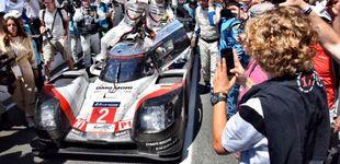 Post de Porsche vence en Le Mans y Antonio García roza la victoria en su categoría