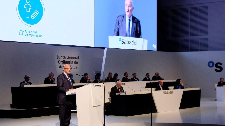 Presión para que Sabadell y Bankia retrasen la meta de rentabilidad del plan estratégico