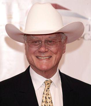 Foto: Muere el actor Larry Hagman, el malvado J.R. en la serie de TV 'Dallas'