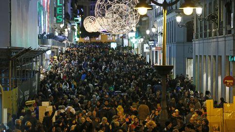 Madrid bate los récords de turistas el puente por la Navidad... y el procés