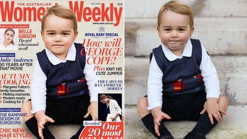 El Photoshop del príncipe George que ha enfadado a los británicos