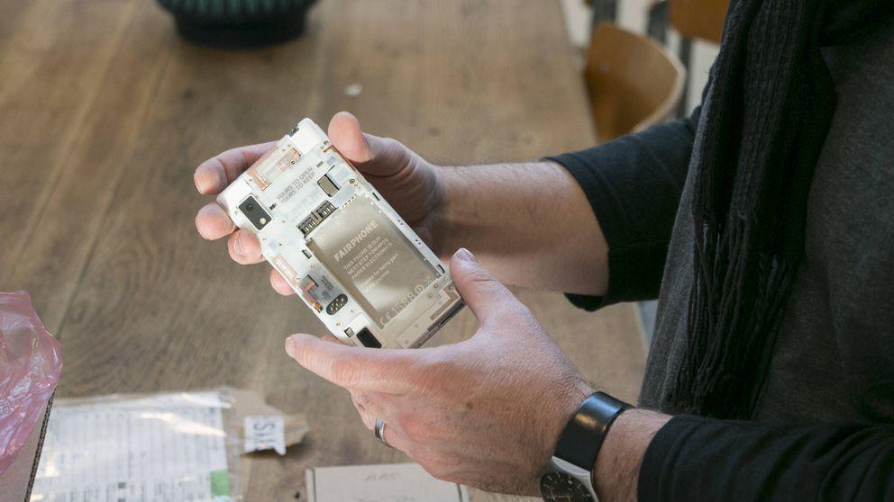 El español que vende móviles justos: Fabricar en Europa no es una opción