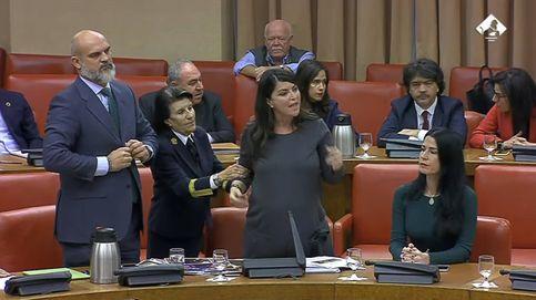 Diputados de ERC, Rufián y ahora Vox: solo tres expulsiones desde 2013