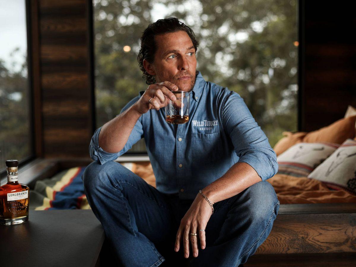 Foto:  Matthew McConaughey tiene dónde pasar las vacaciones a todo lujo. (Getty)