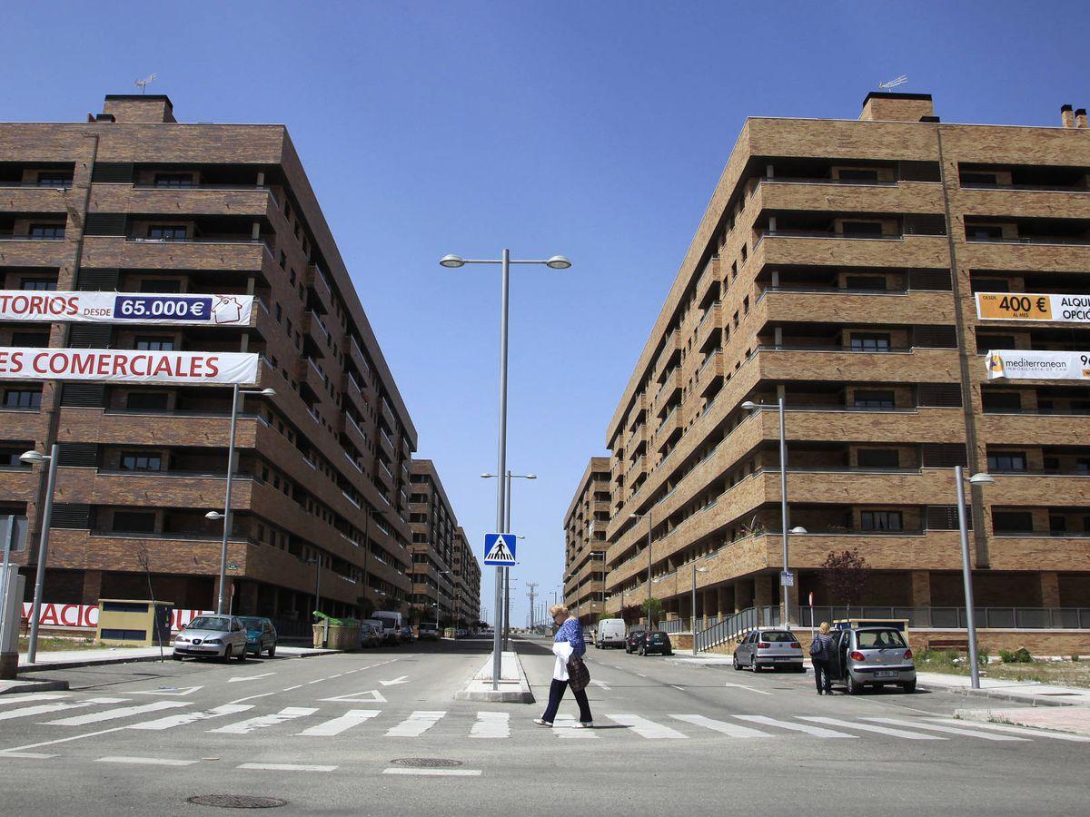 Foto: Bloques de edificios