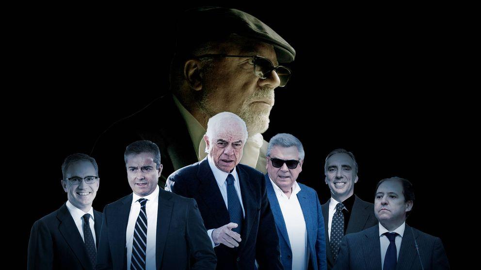 Quién es quién en el caso BBVA-Villarejo: los dos chivos expiatorios y los 'protegidos'