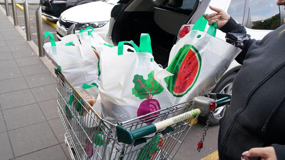 Foto: Nueva Zelanda acabará con las bolsas de plástico de un solo uso