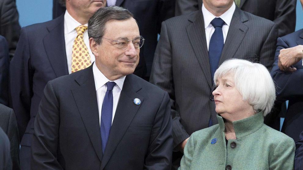 De Yellen a Draghi: banqueros centrales a la espera de su bautizo