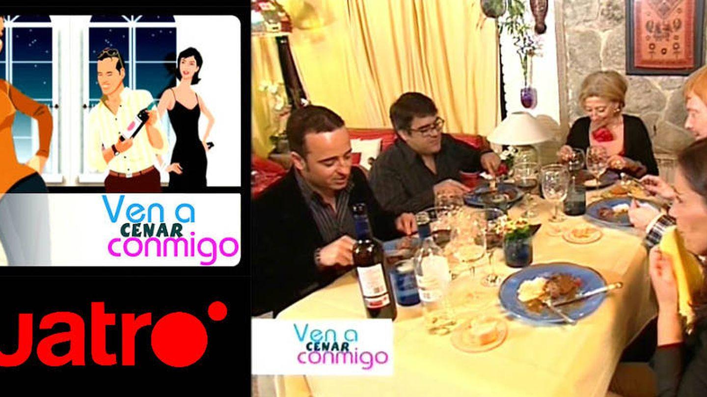 'Ven a cenar conmigo' regresa a España de la mano de Cuatro.
