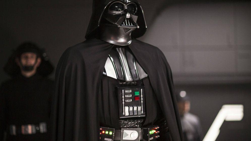 Foto: Darth Vader en 'Rogue One: una historia de Star Wars'.