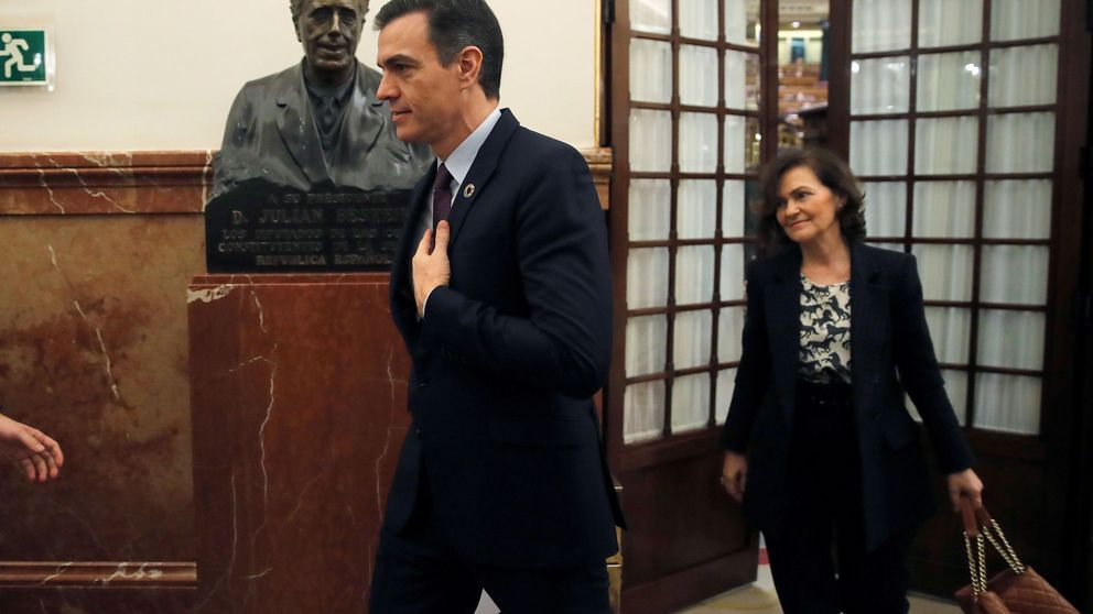 Sánchez intenta negociar algo más de un mes de prórroga para cubrir la transición