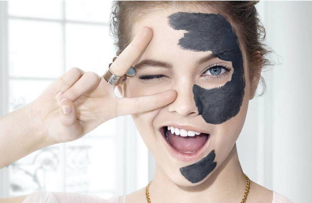 Foto: La Mascarilla Detox con Arcillas Puras y Carbón de L'Oréal Paris tiene efectos purificantes. (Foto: L'Oréal Paris)