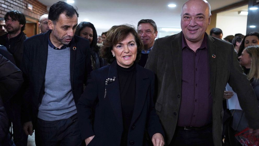 """Calvo, sobre el diálogo con ERC: """"Tenemos que encontrar una salida para Cataluña"""""""