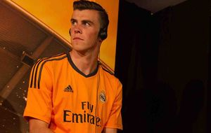 Bale: 'No me asusta la presión, sé que el Madrid debe ganarlo todo'