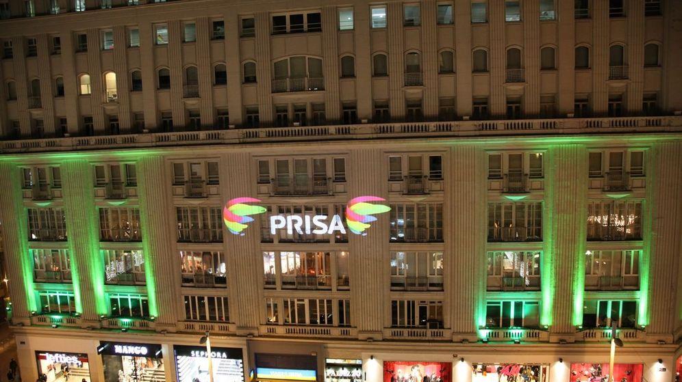 Foto: Sede del Grupo Prisa. (EFE)