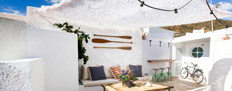 Foto: Almería, Sevilla o Barcelona: casas de alquiler donde disfrutar de un verano muy 'deco'