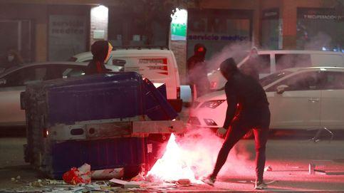 30 detenidos por los disturbios de las manifestaciones anticovid en varias ciudades