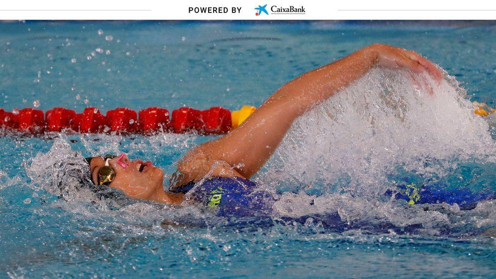 Foto: Teresa Perales ha ganado medallas en cinco Juegos Paralímpicos (Sídney 2000, Atenas 2004, Pekín 2008, Londres 2012 y Río 2016).