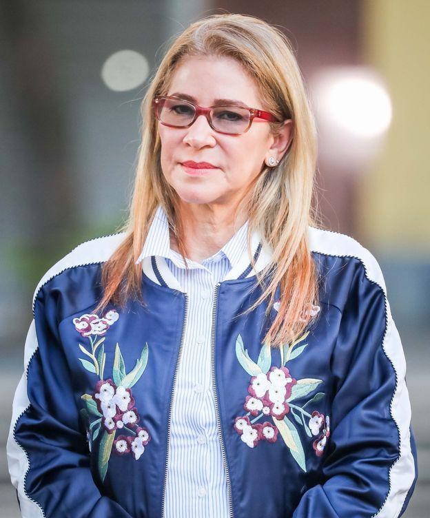 Foto: Cilia Flores, en un acto celebrado en Caracas en febrero de 2020. (EFE)
