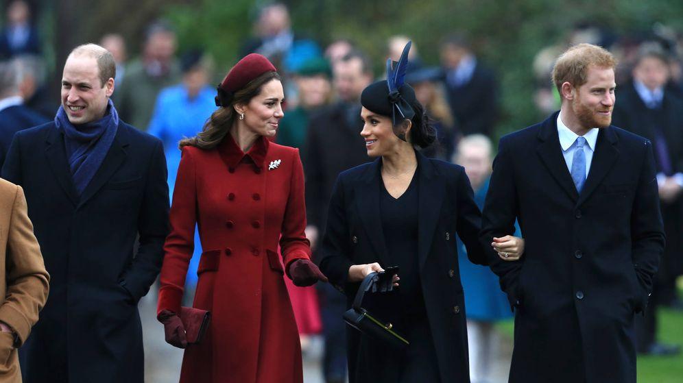 Foto: Las duquesas durante su último acto oficial. (Getty)