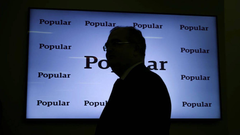 Banco Popular usó su red comercial para reforzar el núcleo duro de accionistas