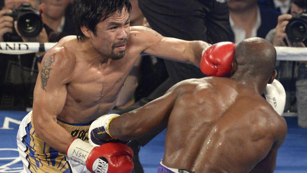 La vuelta triunfal de Pacquiao a los rings