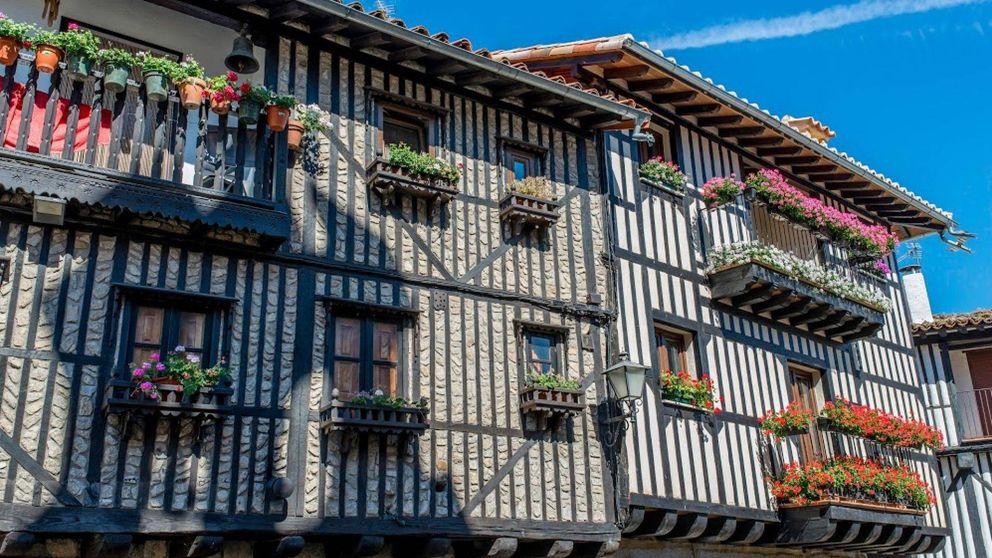 Viajes en espa a belmonte el bello pueblo de cuenca for Cosas que ver en la alberca salamanca