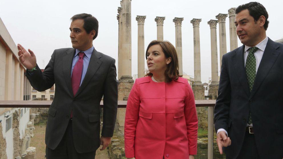 Santamaría a Díaz: Menuda campaña te espera, bonita