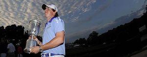 Las ansias del gran público idolatran a Rory McIlroy, pero la presión desafía a su talento
